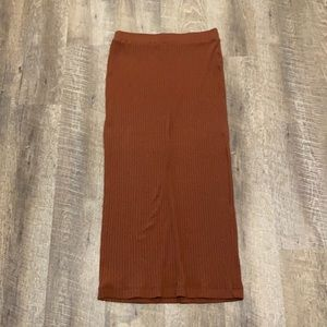 ✨ 2 for $30 ✨ AEO Knit Midi Skirt